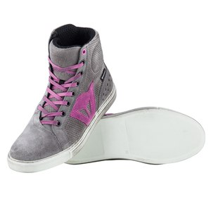 Baskets STREET BIKER AIR LADY  Gray/Orchid