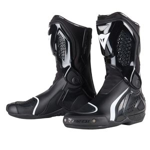 Dainese TR-COURSE OUT Noir/Noir/Blanc