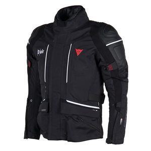 Blouson airbag CYCLONE D-AIR  Black/white