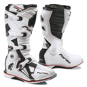 Bottes Cross Forma Dominator Comp 2.0 Blanc 2018