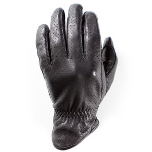 Gants LEGEND AIR - cuir SOFT  Noir