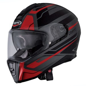 Casque Caberg Drift Shadow Red/black