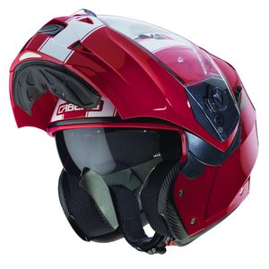 Casque DUKE II LEGEND  Rouge/Blanc