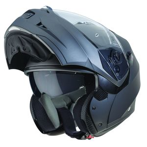 Casque DUKE II - MATT / GUN METAL  Gun Métal Matt