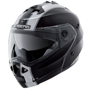 Casque DUKE II - LEGEND  Noir/Blanc