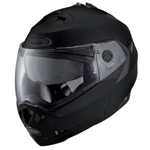 Casque DUKE II  Black Matt