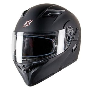 Casque FUSION  Black mat