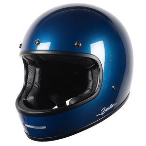 Casque MARTY  Blue Glossy