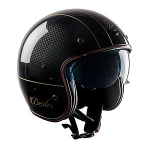 Casque PLUCKER SUGAR HILL  Black/Gold