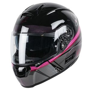 Casque OPTIMUS CHERRY-BLOSSOM  Black/Pink