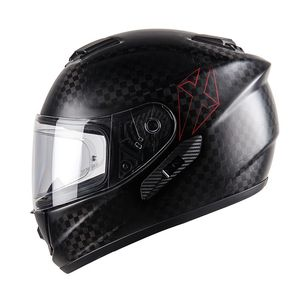 Casque NUCLEON CARBON  Carbon mat