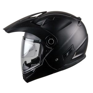 Casque FURKA  Black mat