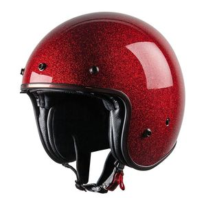 Casque ELEMENT FLAKE - PAILLETTE  Red
