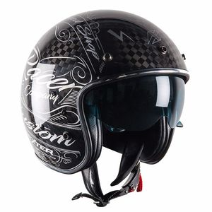 Casque Dexter Plucker Carbon Speedshop