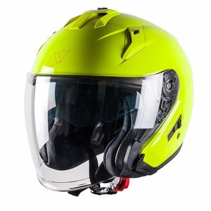 Casque SODDY FLUO  Yellow Fluo