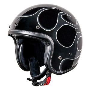 Casque ELEMENT CAPTAIN  Black/Grey