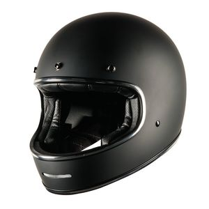 Casque MARTY BLACK MATT  Black mat