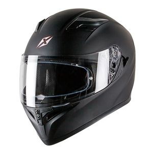 Casque PROTON - MATT  Black mat