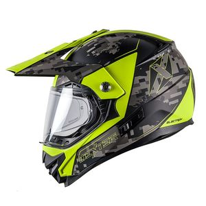 Casque ELECTRON SOLDIER FLUO FLUO  Yellow Fluo