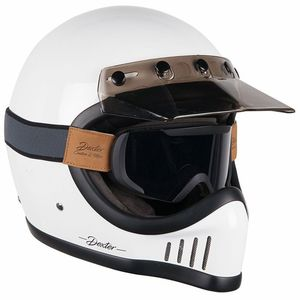 Casque EMMET AND BINOCLE PACK  White