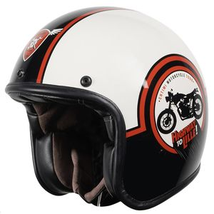 Casque QUARKS HIGHWAY  Black/Grey