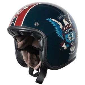 Casque QUARKS MEFIE-TE  Blue/Red