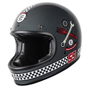 Casque MARTY BE COOL  Grey/Black