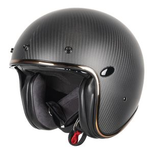 Casque PLUCKER 2 CARBON  Carbon matt