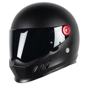 Casque COMANDO - MATT  Black mat