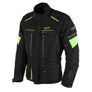 Veste ROADTRIP CE  Black/Yellow fluo