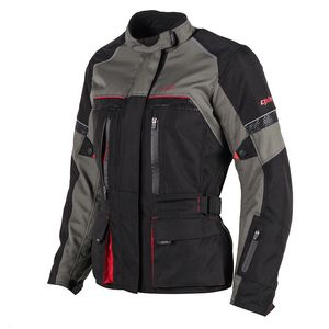Veste ROADTRIP WOMEN CE  Black Dark Grey Red