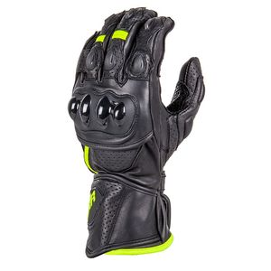 Gants WILDCARDS CE  Black/Yellow fluo