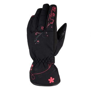 Gants MALLOW LADY CE  Black/Pink