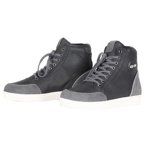 Baskets SANTA CRUZ CUIR WATERPROOF CE  Black/Grey