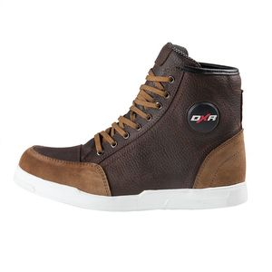 Baskets SANTA CRUZ CUIR WATERPROOF CE  Brown
