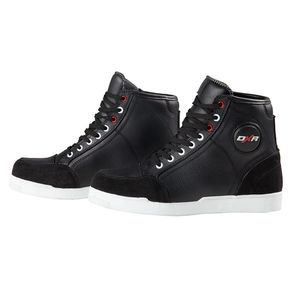 Baskets SANTA CRUZ CUIR CE  Black