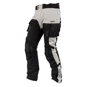 Pantalon ROADTRIP PANT  Black/Grey