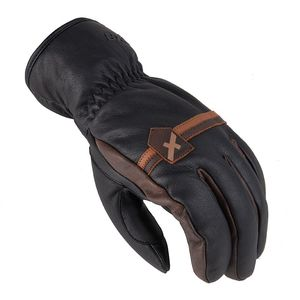 Gants STRIPE CE  Black/Brown