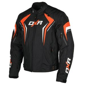 Blouson SPARKER CE  Black/orange