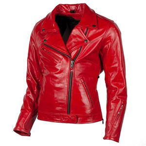 Blouson JUDE CE  Red crunch