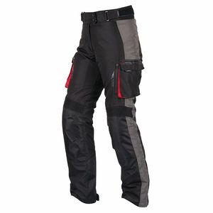 Pantalon ROADTRIP WOMAN PANT CE  Black/Dark Grey/Red