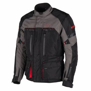 Veste ROADTRIP CE  Black Dark Grey Red