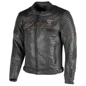 Blouson CHUCK CE  Black/Brown