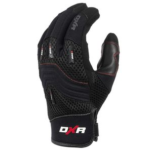 Gants BRAPP EVO CE  Black/White/Red