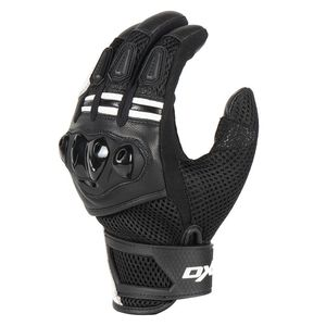 Gants POKER CE  Black/White