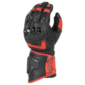Gants BORGATTI  Black/Red