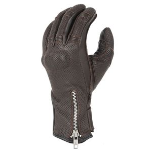 Gants LADY MILLESIME PUNCHER CE  Brown
