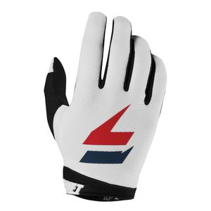 Gants cross WHITE AIR - WHITE 2019 Blanc