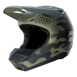 Casque Cross Shift Whit3- Camo 2019