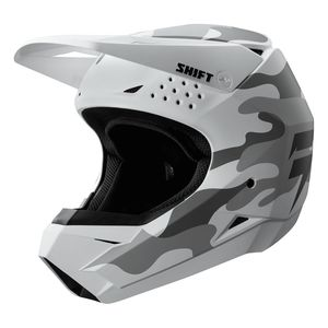 Casque cross WHIT3- WHITE CAMO 2019 White Camo